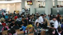 O maior centro gastronômico da cidade está preparado para as festas