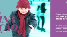 Tradicional pista de patinação no gelo retorna ao Mooca Plaza Shopping