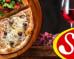 Sacada recebe personalidades no Dia da Pizza