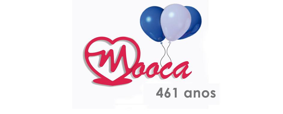 Programação 461 Anos da Mooca
