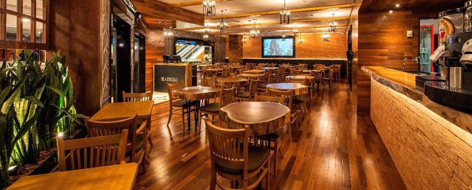 Madero inaugura o maior restaurante da rede no país