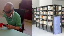 Biblioteca Municipal da Mooca recebe doação  de aparelho que transforma texto em áudio