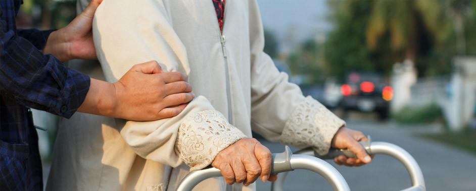 A Perda do Equilíbrio no Envelhecimento