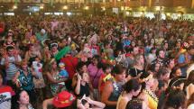 Carnaval é no Juventus
