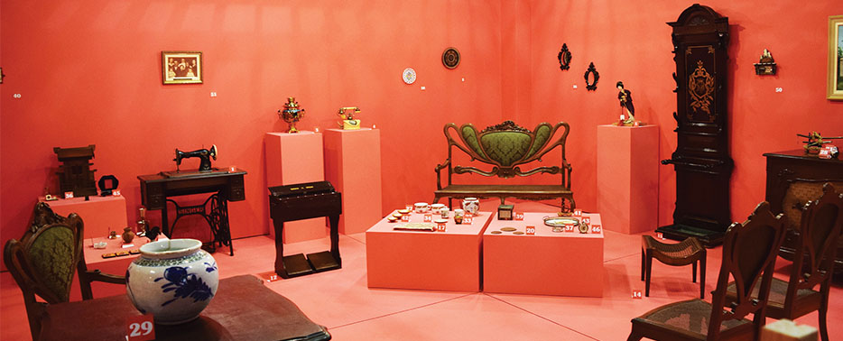 Museu promove exposição sobre a imigração no Brasil