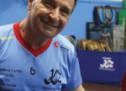 Mesatenista sonha com medalha nos Jogos Paralímpicos