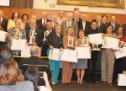 Dois professores da Mooca são homenageados pela ACSP